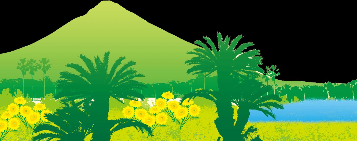 山川風景画像